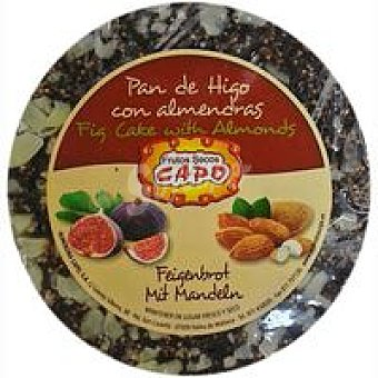 Capo Pan de higo Tarrina 200 g