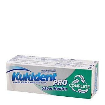 Kukident Crema adhesiva para prótesis dentaria 47g