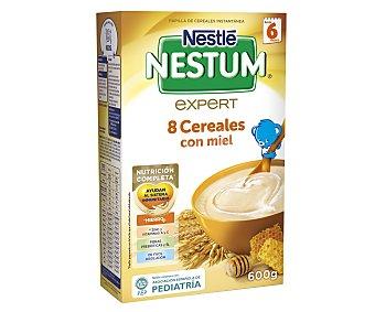 Nestum Nestlé Papilla 8 cereales con miel Nestum 600 g