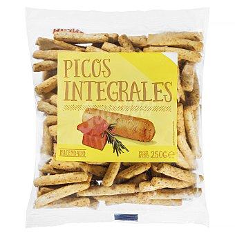 Hacendado Picos artesanos integrales Paquete 250 g