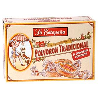 LA Estepeña polvorón tradicional caja 450 gr Caja 450 gr