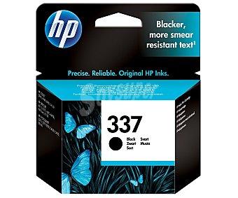 HP Cartucho de tinta 337 negro negro