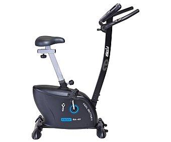 Fytter Bicicleta estatica con resistencia digital y de rueda de inercia, RA004X fytter 8 kg