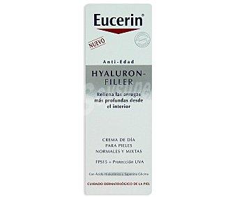 Eucerin Crema antiedad Hyaluron Filler 50 Mililitros
