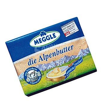 MEGGLE Mantequilla alemana alpenbutter 250 g