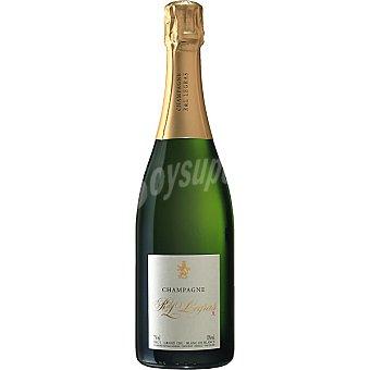 R & L LEGRAS Champagne brut Grand Cru blanc de blancs Botella 75 cl