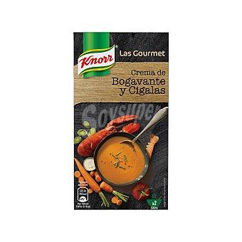 Knorr Crema de bogavante y cigalas Brik  500 ml