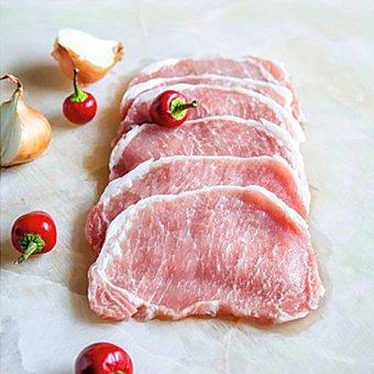AVINYO Lomo fresco extra de cerdo Al peso 1 kg