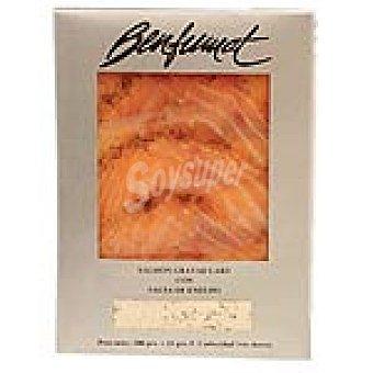 Benfumat Salmon ahumado con salsa de eneldo Sobre 100 g