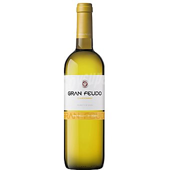 Gran Feudo Vino blanco chardonnay D.O. Navarra Botella 75 cl