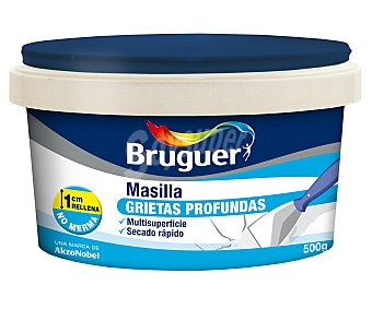 Bruguer Masilla grietas profundas 500 Gramos
