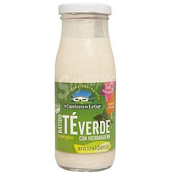 El Cantero de Letur Batido de té verde con hierbabuena antioxidante Botella 250 ml