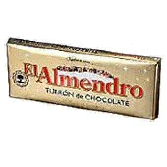 El Almendro Turrón de chocolate clásico Caja 300 g