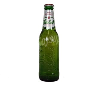 Grolsch Cerveza sin alcohol Botella de 33 Centilitros