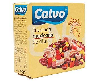 Calvo Ensalada mexicana de atún 150 g