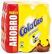 Batido de cacao energy Pack 9 botellines x 200 ml Cola Cao