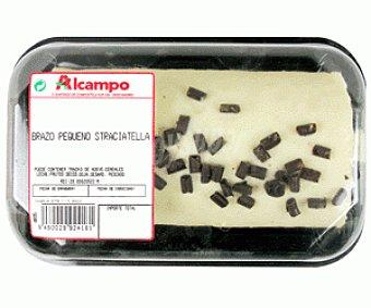 Pasteles Brazo Pequeño Straciatella 240g