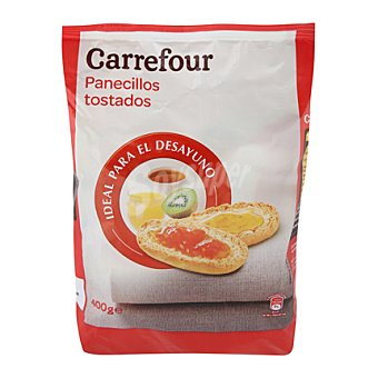 Carrefour Panecillos normales 400 g