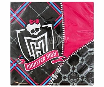 Monster High 20 servilletas 33X33