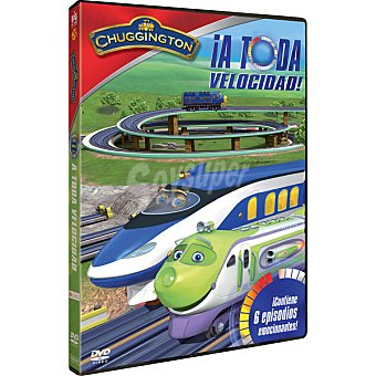 Chuggington. 2ª Temporada, Vol. 3 DVD