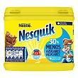 Cacao instantáneo 30% menos azúcar sin gluten Lata 350 g Nesquik Nestlé