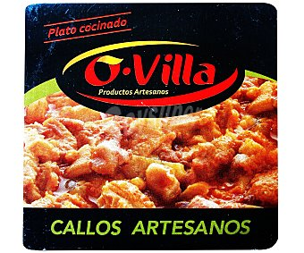O'Villa Callos 2 raciones 610 Gramos