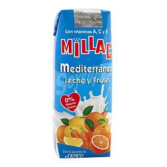 Millac Leche con frutas mediterráneo 33 cl