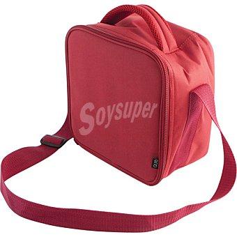 QUID Bolsa Para transporte de alimentos en color rojo