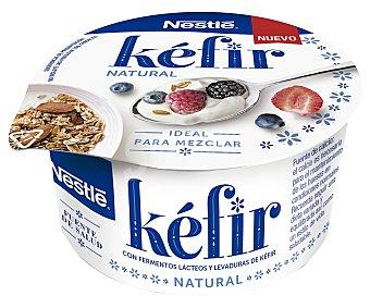 Nestlé Kéfir natural elaborado con fermentos lácteos y levaduras de kéfir 150 g