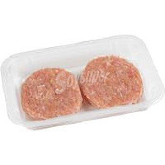 Bo de Debo Hamburguesa de pollo al corte, compra mínima
