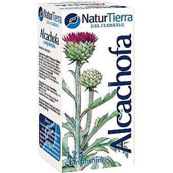 El clerigo Comprimidos Naturtierra alcachofa Frasco 125 comprimidos