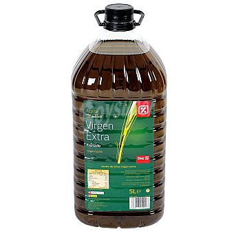 DIA Aceite de oliva virgen extra frutado Garrafa 5 lt
