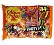 Caramelos con palo halloweenparty Mix 400 g Chupa Chups