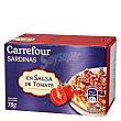 Sardinas en salsa de tomate 78 g Carrefour