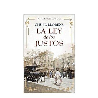Chufo Llorens Libro La ley de los justos 1 ud