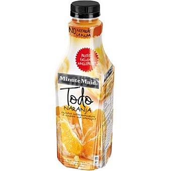 Minute Maid Néctar todo naranja no notarás la pulpa Envase 1 l