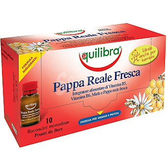 EQUILIBRA Jalea real fresca especial para niños Envase 150 ml