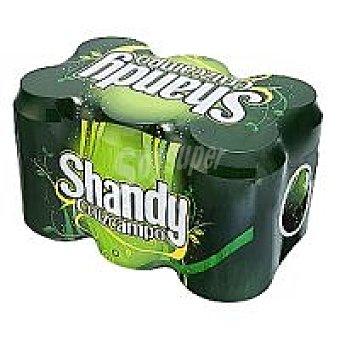 Shandy Cruzcampo Cerveza Pack 6x33 cl