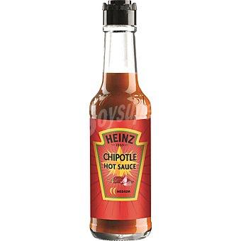 Heinz salsa chipotle botella 160 g