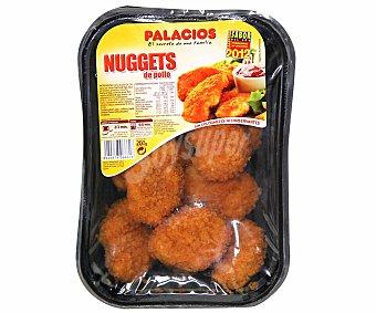 Palacios Nuggets de pollo bandeja 200 g