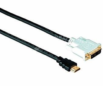 Auchan Cable hdmi-dvi-d 1,8 Metros