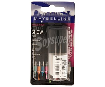 Maybelline New York Laca de uñas Colorama 070 Pack 1 unid