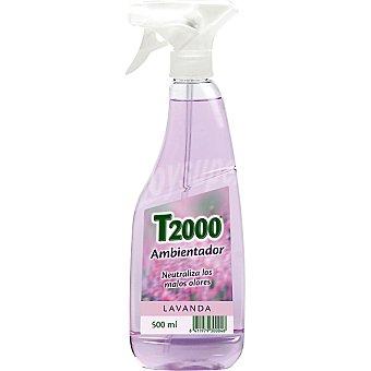 T2000 Ambientador lavanda pistola 500 ml