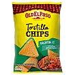 Tortillas chips fajita sin gluten Bolsa 185 g Old El Paso