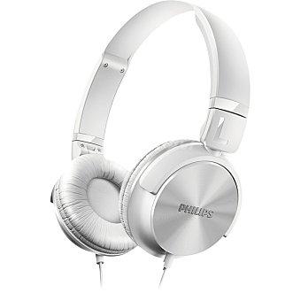 Philips Auriculares tipo DJ en color blanco SHL3060WT 1 unidad