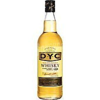 Dyc Whisky de Malta Botella 70 cl + Vasos