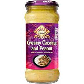 Patak's Salsa Creamy C&P Frasco 350 g