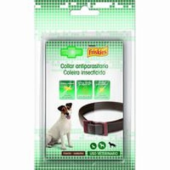 Friskies Purina Collar antiparasitario perro peq.-media. Pack 1 unid