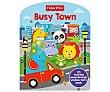Fisher Price, busy town, VV. AA. Género: infantil inglés. Editorial Igloo.  Igloo