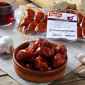 Famila Chorizo cocktel 250 g